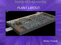 layout design industrial engineering plant layout authorstream