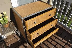 wicker rattan cabinet u2013 rattan creativity and headboard unique