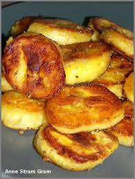 comment cuisiner les bananes plantain banane plantain sautée à l huile d olive et au piment stram
