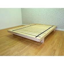 floor level bed leirvik bed frame squeaky bed frame floor level bed frame low level