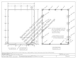Barn Floor Plans Garage Design Nourishment Pole Barn Garage Plans Showthread