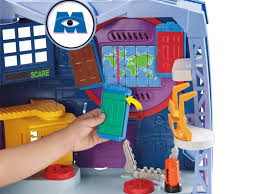 fisher price imaginext monsters university monsters scare