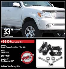 lift kit for 2006 toyota tundra toyota tundra 3 front leveling kit 4wd 2wd 1999 2006