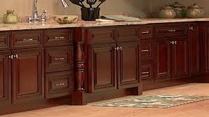 Staining Maple Cabinets Cherry Wood Cabinets Cherry Stained Maple Wood Kitchen Cabinets