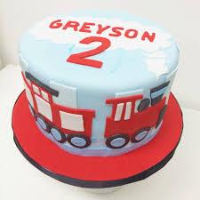 nashville sweets train birthday cake