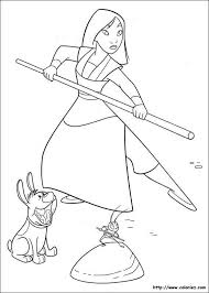122 mulan images coloring books cartoon
