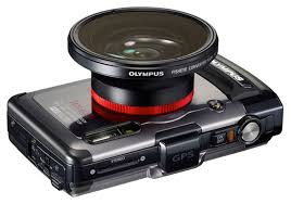 Rugged Point And Shoot Camera New Gear Olympus Tough Tg 1 Ihs Advanced Rugged Compact Camera