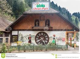 uhren park triberg germany editorial image image 39280035