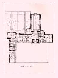 Spanish House Floor Plans Floorplan Old Pickfair Mooie Huizen Pinterest France House