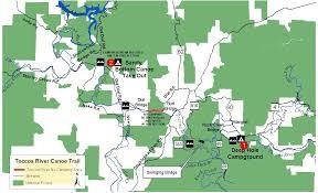 Okefenokee Swamp Map Grn Basic Modules