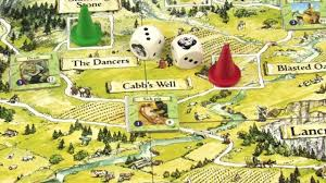 Discworld Map The Witches Wallace U0027s Discworld Youtube
