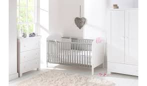 Asda Nursery Furniture Sets East Coast Cot Bed Grey And White Home Garden