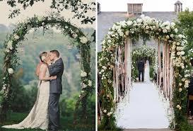 wedding arch leaves flower arches for weddings wedding corners