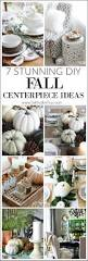 How To Decorate Your Home For Fall 7 Stunning Fall Centerpiece Ideas Setting For Four