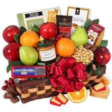 per gift basket the valentines day fruit basket gourmetgiftbaskets concerning