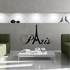Eiffel Tower Wall Decals Wall Decal Paris With Eiffel Tower Cheap Stickers World Discount