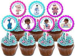 doc mcstuffin cake toppers doc mcstuffins party supplies ebay doc mcstuffins bday party