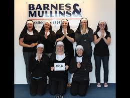bid napper b m nuns on the run in money raising bid instrument news