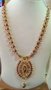 gold har set ruby emerald cz har set offer on 91 66 gold ornaments