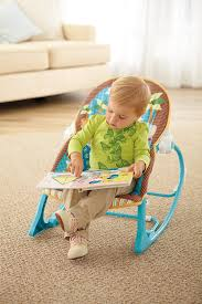 Infant Toddler Rocking Chair Fisher Price Infant To Toddler Rocker Jungle Fun New Free
