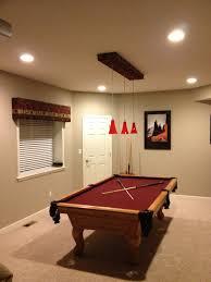 craigslist pool table movers lighting rustic pool table lights track lighting for u exciting