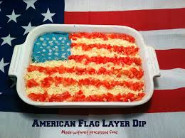 Flags And Things Twingle Mommmy American Flag Layer Dip