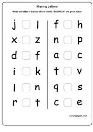 printable missing letters quiz grade 1 learning missing letters worksheet play school activity