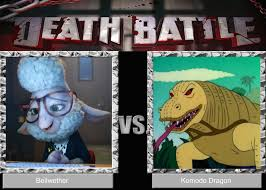 Lancer Memes - death battle a blast from zootopia s past by komodo lancer on