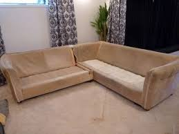Sectional Loveseat Sofa How To Turn Your Two Couches Into A Sectional