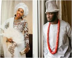 mariage traditionnel speaking nigerians tiwa savage mariage traditionnel