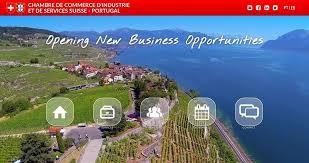 chambre de commerce suisse chambre de commerce d industrie et de services suisse portugal