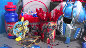 transformer party favors transformers party supplies