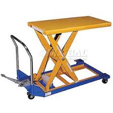 scissor lifts u0026 lift tables lift tables mobile scissor vestil