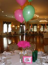 martini giant centerpieces table decor