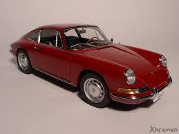 Porsche 911 Vintage - porsche 911 1964 1 18 autoart xkremen collection dx classic