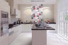 piastrelle per interni moderni 25 idee di piastrelle patchwork per una casa moderna e colorata