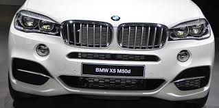 Bmw X5 50d M - x5 m sport grill vent with 50d front vent part numbers