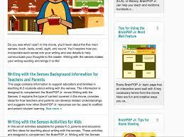 BrainPOP Jr Reading & Writing Review for Teachers