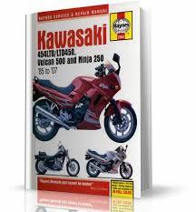 kawasaki 454ltd ltd450 vulcan 500 ninja 250 1985 2007