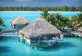 overwater villas a 13 000 sq ft spa u0026 jean georges restaurant