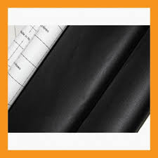 Black Vinyl Upholstery Material Adhesive Upholstery Vinyl Faux Leather For Car Interior Vinyl