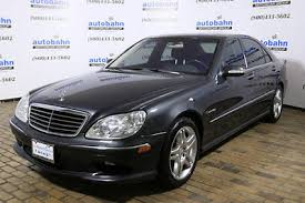 2003 mercedes amg for sale awesome 2003 mercedes s class s55 amg for sale mercedes