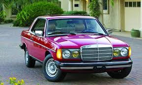 mercedes w123 coupe for sale 1976 1985 mercedes w123 hemmings motor