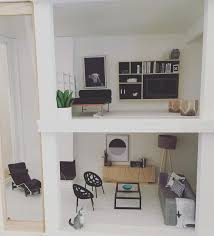 best 25 modern dollhouse ideas on pinterest dollhouse design
