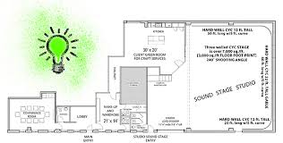 stage floor plan soundstage floor plan creative house studios cleveland