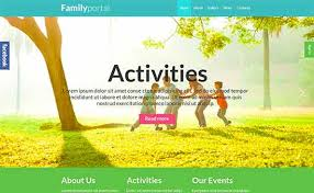 24 best themes for family blogs 2017