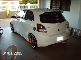 mikerivera11 2007 toyota yaris specs photos modification info at