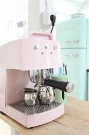 pink appliances kitchen home decoration ideas