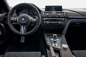 Bmw M4 Interior 2016 Bmw M4 Gts Review Gtspirit
