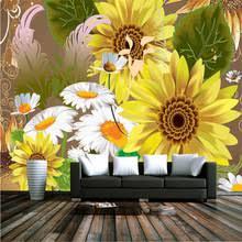 sunflower wallpapers online get cheap sunflower wallpapers aliexpress com alibaba group